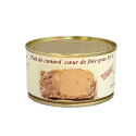 Pâté 30 % de foie gras de canard 125 g