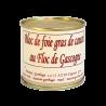 Bloc de foie gras de canard au Foc de Gascogne
