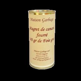 Magrets de canard fourré 140g de foie gras