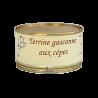 Terrine Gasconne aux cèpes 190g