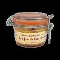 Foie gras de canard entier 125g - 3 parts