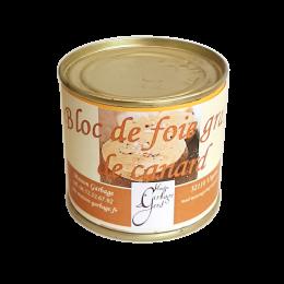 Bloc de foie gras de canard 90 gr