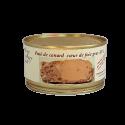 Pâté 30 % de foie gras de canard 190 g