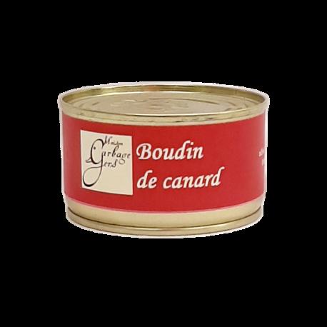 Boudin de canard 125g